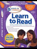 Hooked on Phonics Learn to Read - Levels 3&4 Complete, 2: Emergent Readers (Kindergarten Ages 4-6)