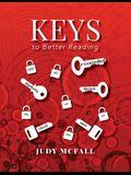 Keys to Better Reading