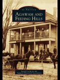 Agawam and Feeding Hills