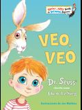 Veo, Veo (the Eye Book Spanish Edition)