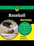 Baseball for Dummies Lib/E: 4th Edition