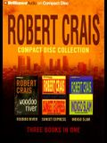Robert Crais Compact Disc Collection: Voodoo River/Sunset Express/Indigo Slam