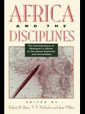 Africa and the Disciplines: The Contributions of Research in Africa to the Social Sciences and Humanities