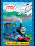 Travel with Thomas (Thomas & Friends) (Deluxe Coloring Book)