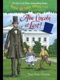 Abe Lincoln at Last]