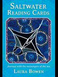 Saltwater Reading Cards: Journey with the Messengers of the Sea (Book and Cards)