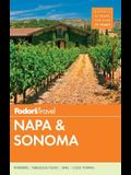 Fodor's Napa & Sonoma (Full-color Travel Guide)