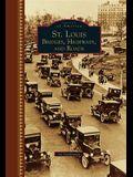St. Louis: Bridges, Highways, and Roads
