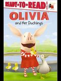 OLIVIA and Her Ducklings (Olivia TV Tie-in)