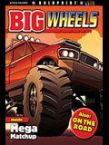 Steck-Vaughn Boldprint Kids Anthologies: Big Book Big Wheels