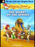 Geronimo Stilton Graphic Novels #2: The Secret of the Sphinx