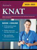Kaplan Nursing School Entrance Exam Study Guide: KNAT Exam Prep Book with Practice Test Questions