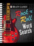 Brain Games Rock N Roll Word Search
