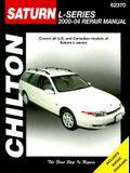 Saturn L-Series 2000-04 Repair Manual