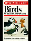 A Field Guide to the Birds of Britain and Europe