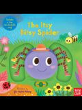 The Itsy Bitsy Spider: Sing Along with Me!