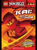 Kai, Ninja of Fire (Lego Ninjago: Chapter Book)
