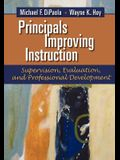 Principals Improving Instruction Supervision, Evaluation, and Professional Development