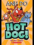 Game Time! (Hotdog #4), 4