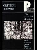 Critical Theory Essential Read