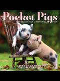 Pocket Pigs Calendar: The Teacup Pigs of Pennywell Farm