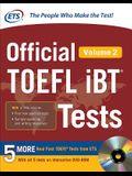 Official TOEFL Ibt(r) Tests Volume 2