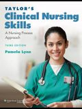 Vitalsource E-Book for Taylor's Clinical Nursing Skills: A Nursing Process Approach