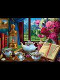 Tea Set 1000-Piece Puzzle