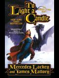 To Light a Candle: The Obsidian Trilogy, Book Two