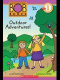 Outdoor Adventures! (Turtleback School & Library Binding Edition) (Scholastic Reader: Level 1)