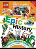 Lego Epic History: Includes Four Exclusive Lego Mini Models [With Toy]