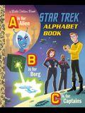Star Trek Alphabet Book (Star Trek)