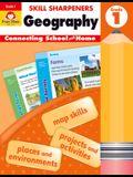 Skill Sharpeners Geography, Grade 1