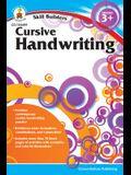 Cursive Handwriting, Grades 3+