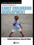 The Blackwell Handbook of Early Childhood Development