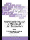 Mechanical Behaviour of Materials at High Temperature
