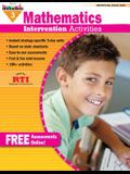 Mathematics Intervention Activities Grade 3 Book Teacher Resource