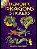 Demonic Dragons Stickers