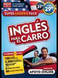 Curso de Inglés Para El Carro (Inglés En 100 Días) / English in the Car. Ahorro Audio Pack