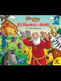 The Beginner's Bible All Aboard with Noah!: A Lift-The-Flap Book