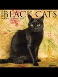 Just Black Cats 2022 Wall Calendar