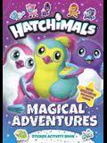 Magical Adventures: Sticker Activity Book