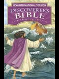 NIV Discoverer's Bible, Large Print, Hardcover
