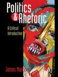 Politics and Rhetoric: A Critical Introduction