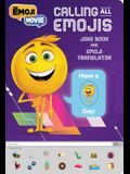Calling All Emojis: Joke Book and Emoji Translator