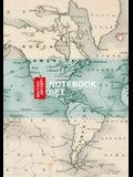 British Library Maps Notebook Set