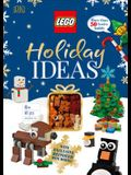 Lego Holiday Ideas: With Exclusive Reindeer Mini Model [With Toy]
