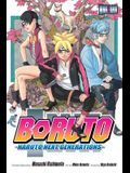 Boruto: Naruto Next Generations, Vol. 1, Volume 1: Uzumaki Boruto!!