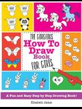 The Gorgeous How To Draw Book for Girls