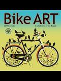 Bike Art 2017 Mini Calendar: In Celebration of the Bicycle